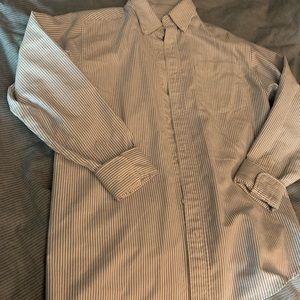 Boys XL Button Down Shirt